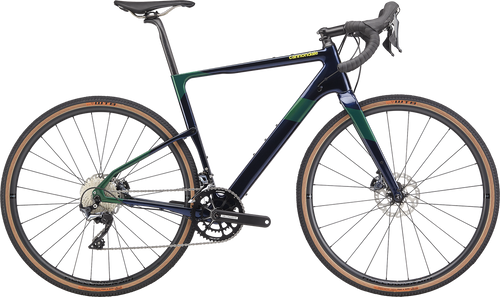 Cannondale Topstone Carbon gravel bike