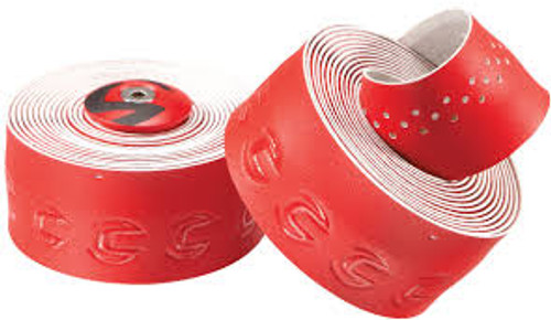 Cannondale Superlight Microfiber Handle Bar Tape - RED