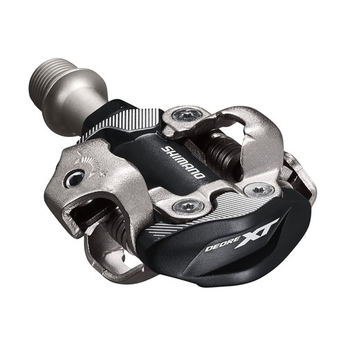 Shimano XT PD-M8100 XC Race SPD Clipless Pedal Set