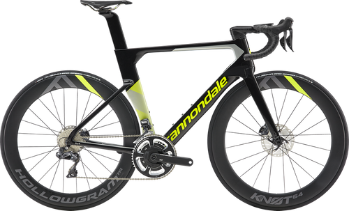 2019 SystemSix HiMod Carbon - Side View