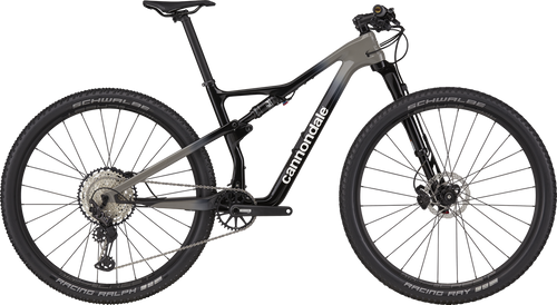 2021 Cannondale Scalpel Carbon 3 - Guinness Black