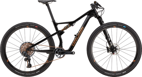 2021 Cannondale Scalpel Hi Mod Ultimate - Black / Copper - Medium