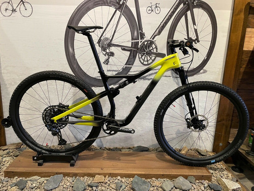 2021 Cannondale Scalpel Carbon LTD - Medium