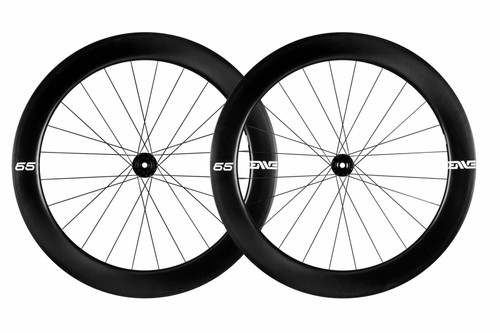 Enve Foundation 65 Carbon Disc Wheelset - Enve Hub - Shimano