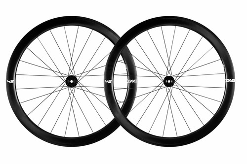 Enve Foundation 45 Carbon Disc Wheelset - Enve Hub - XDR