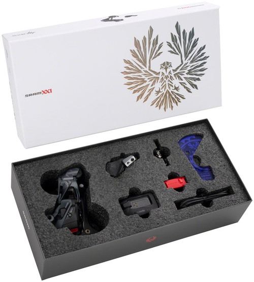 SRAM XX1 Eagle AXS Upgrade Kit - Lunar