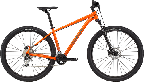 2021 Cannondale Trail 6 27.5 Hardtail Mountain Bike - Small