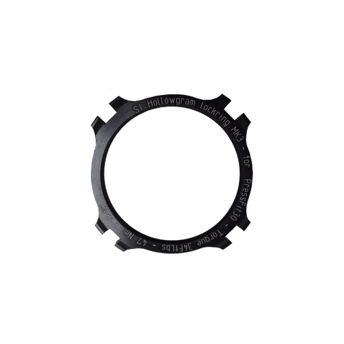 Hollowgram Spider Lockring
