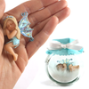 Starter fairy jar turquoise special wings