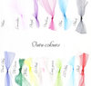 Some of the tutu colours