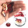 LISA Fairy Charm Jar Choice of hair colours & collectors bead
