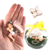 JASMINE Fairy Charm Jar Choice of hair colours & collectors bead