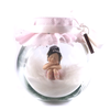 Small Fairy Jar sitting up Princess Pink with socks