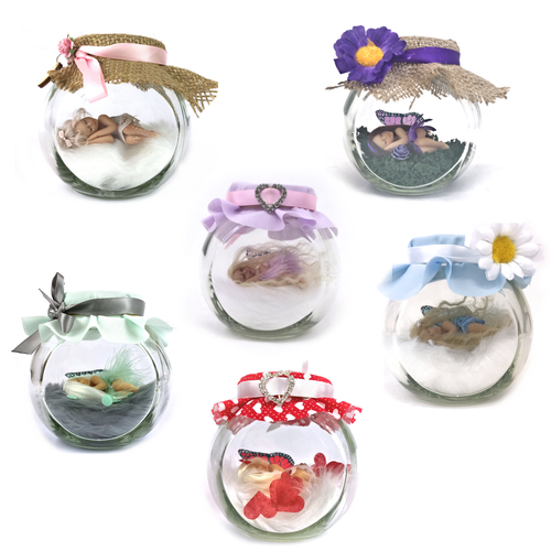 Customise your own MEDIUM Fairy Jar