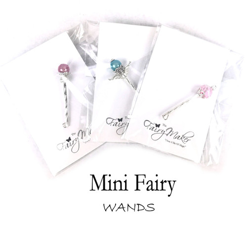 Miniature Fairy Wands ( randomly selected )