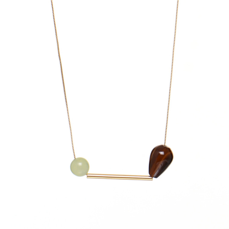 Delancey Necklace