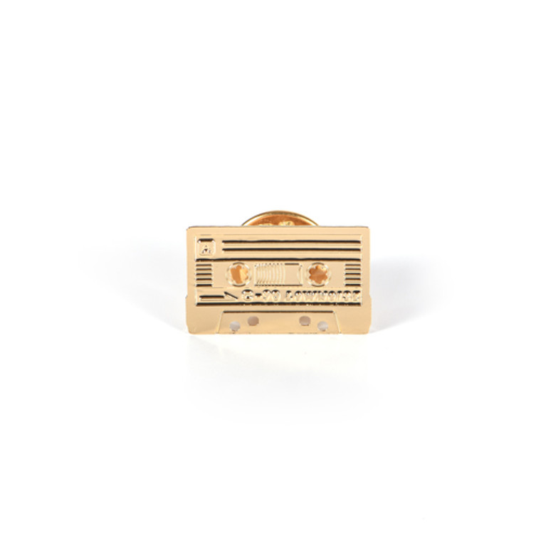 Cassette Tape Pin