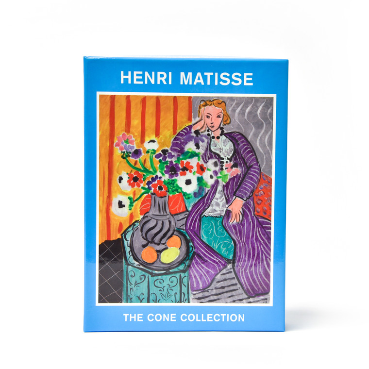 Matisse in the Cone Collection Boxed Notecard Set