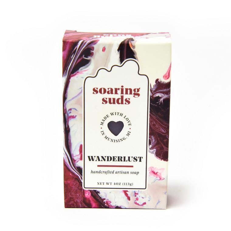 Soaring Suds Soap, Wanderlust