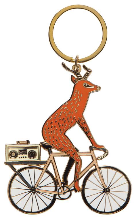 Wild Riders Keychain