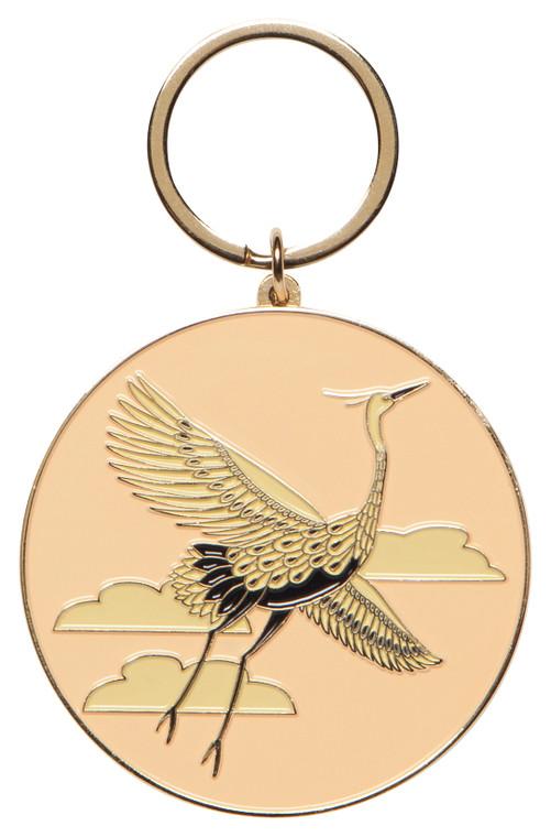 Flight of Fancy Keychain