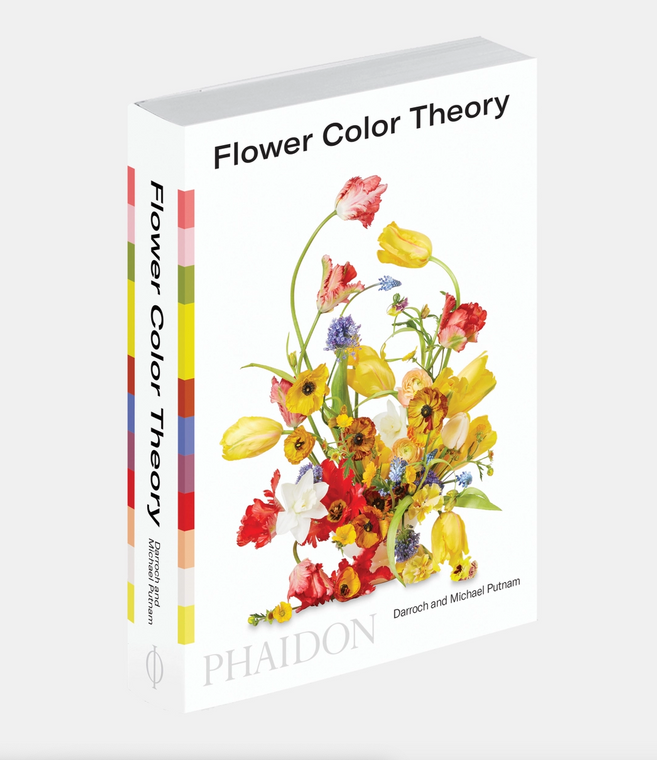 Flower Color Theory - Signed Edition