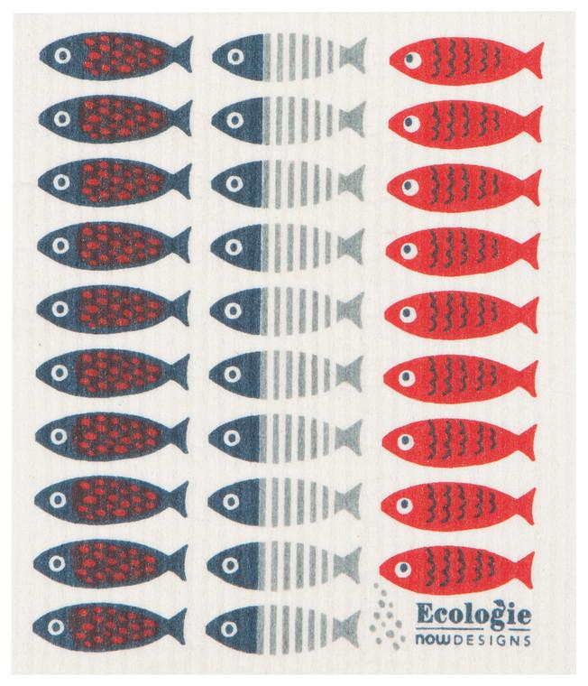Swedish Dishcloth, Little Fish
