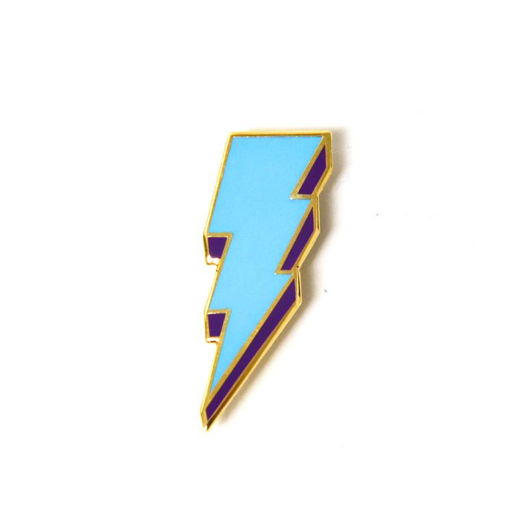 Power Press Lightning Bolt Pin