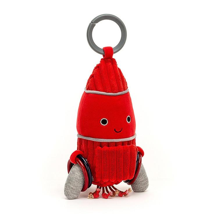 Cosmopop Rocket Activity Toy