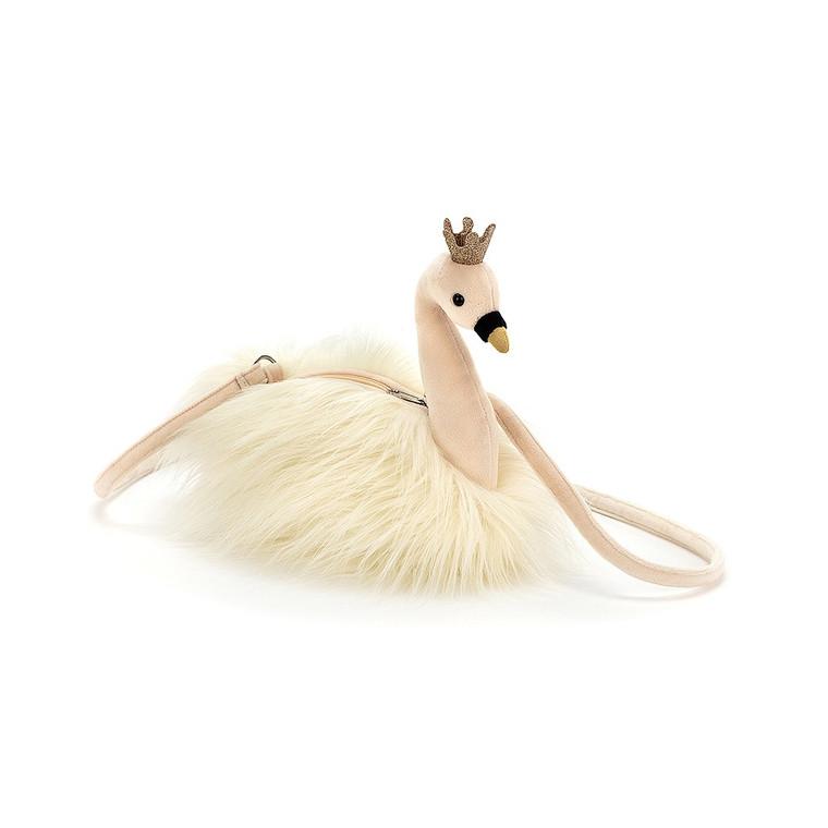 Fancy Swan Shoulder Bag