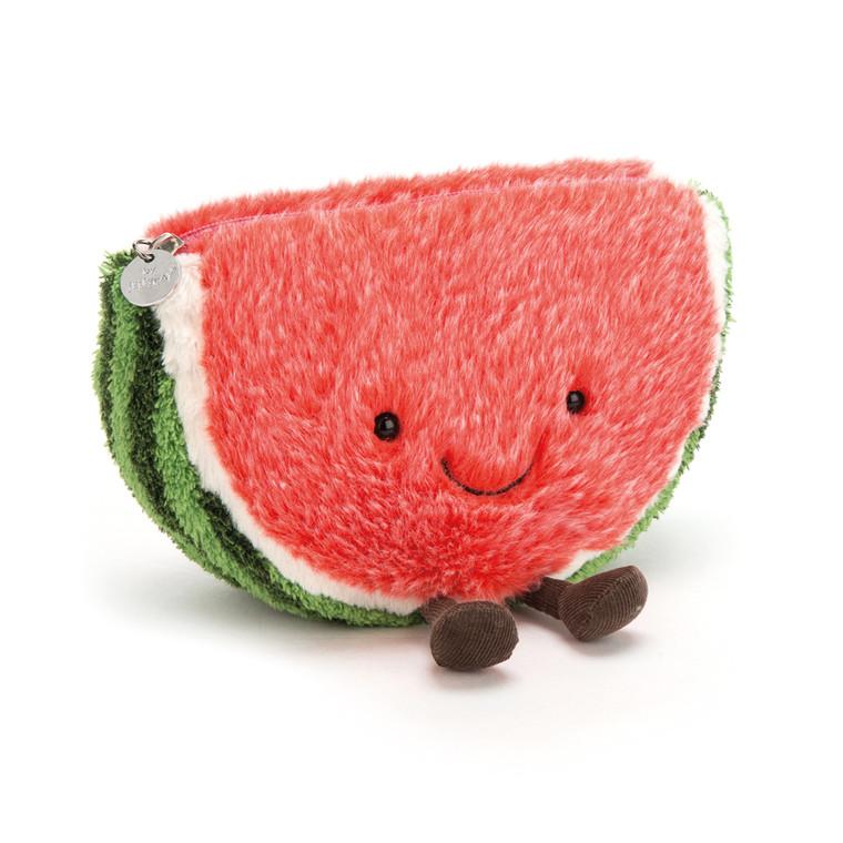 Amuseable Watermelon Zip Bag