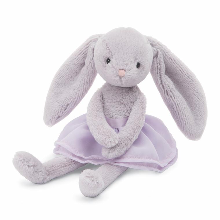Arabesque Bunny Purple