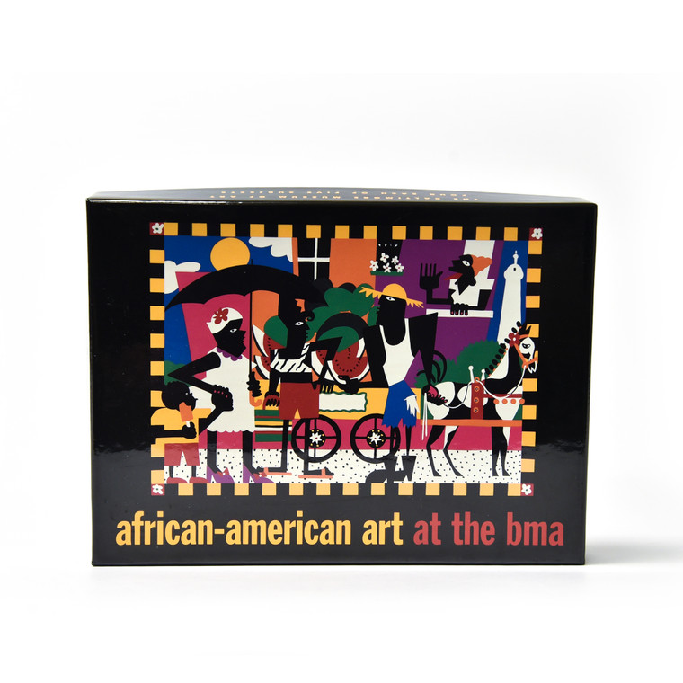 African-American Art at the BMA Boxed Notecard Set