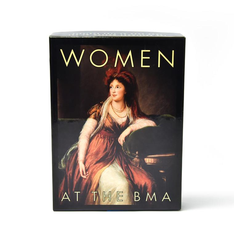 Women at the BMA Boxed Notecard Set