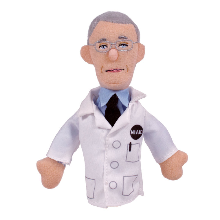 Anthony S. Fauci, MD Magnetic Personality Puppet