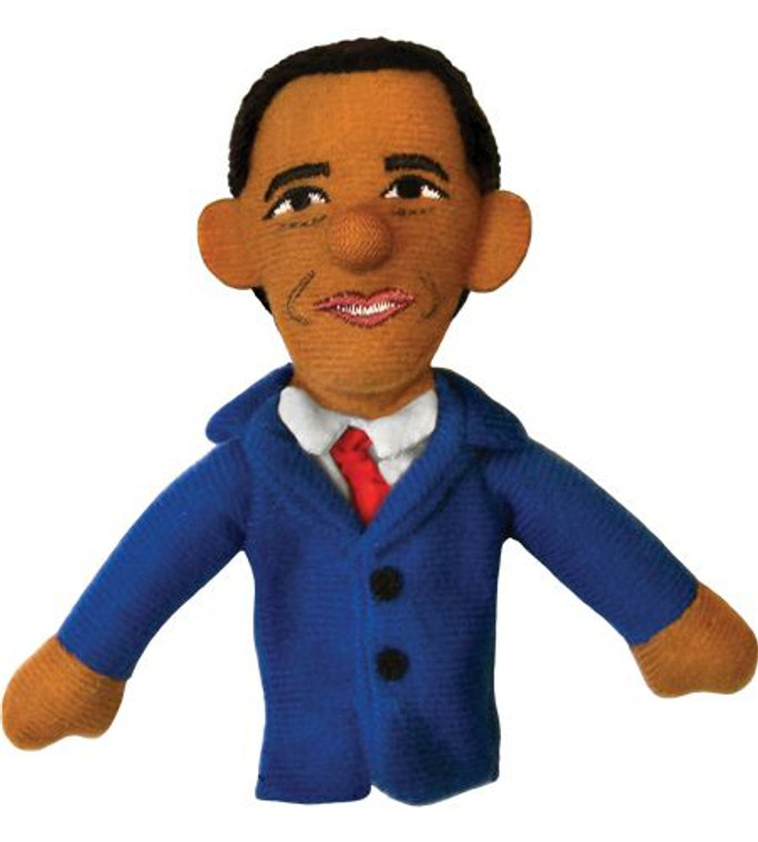 Obama Magnetic Personality Puppet