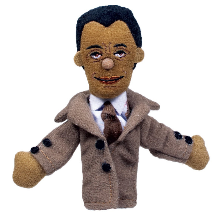 James Baldwin Magnetic Personality Puppet
