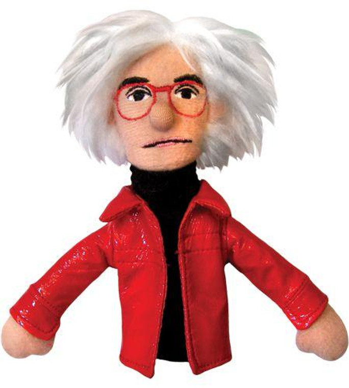 Warhol Magnetic Personality Puppet