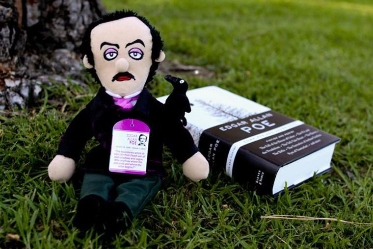 Edgar Allan Poe Little Thinker