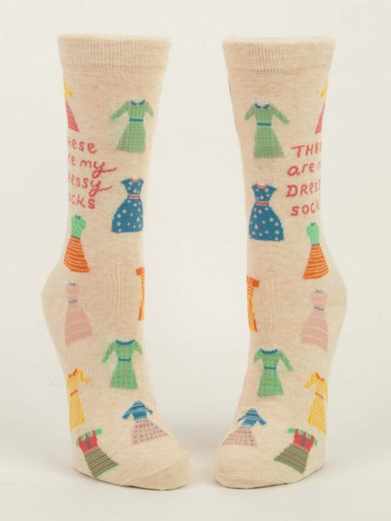 These Are My Dressy Socks