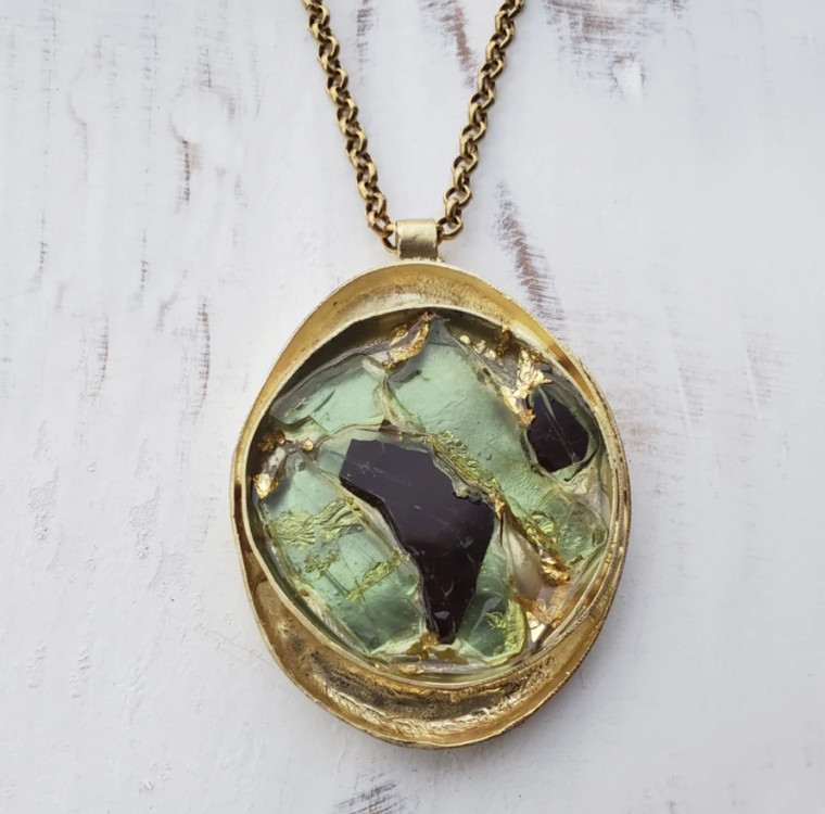 Geist Necklace- Life & Time