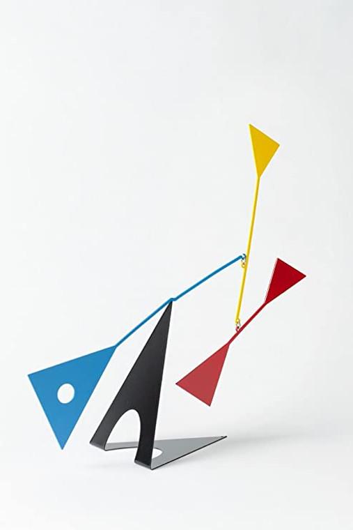 Angular Desktop Mobile, Blue/Yellow/Red