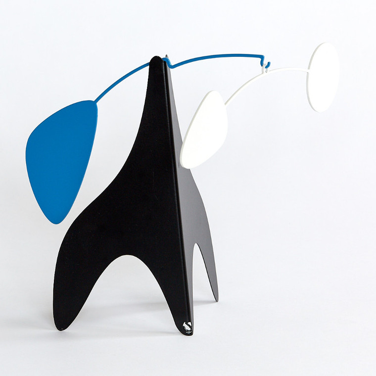 Original Desktop Mobile, Blue/White