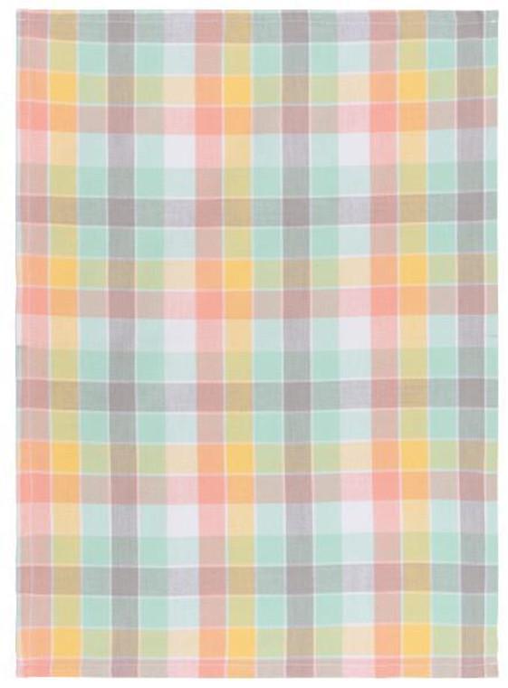 Patterned Tea Towel, Windowpane