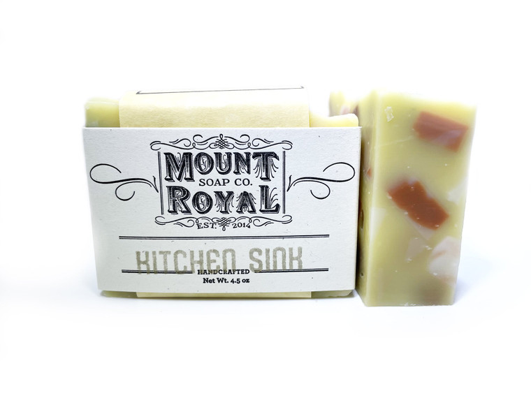 Everything But The Kitchen Sink- Confetti Soap Bar