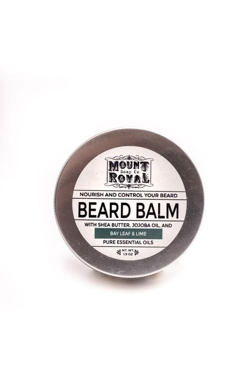 Bay Leaf & Lime Beard Balm