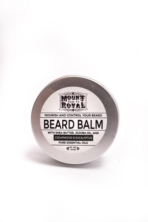 Cedarwood & Eucalyptus Beard Balm
