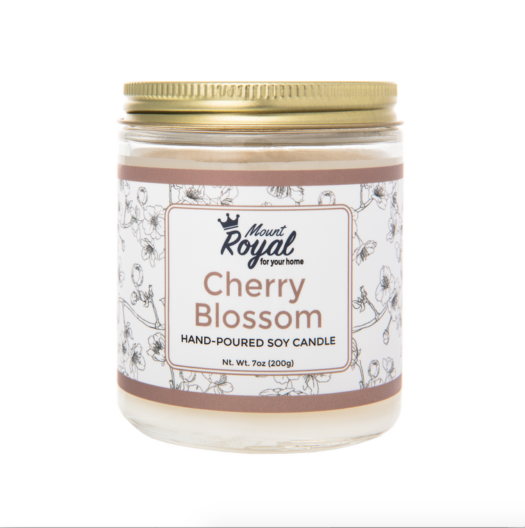 """""""Cherry Blossom"""" Candle"""