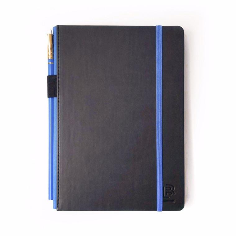 Medium Slate Blackwing Notebook - Palomino