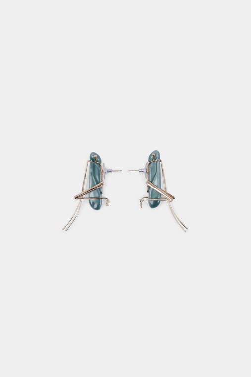 Grasshopper Earrings